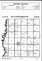 Map Image 054, Clay County 1990